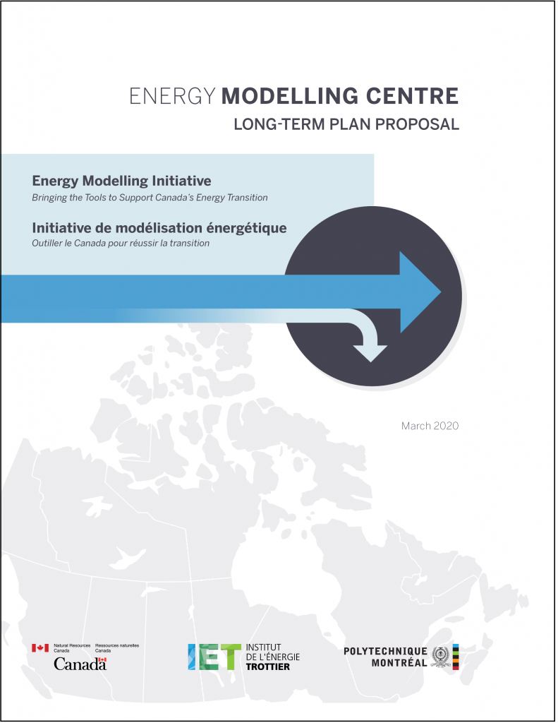 REPORTS – ENERGY MODELLING INITIATIVE